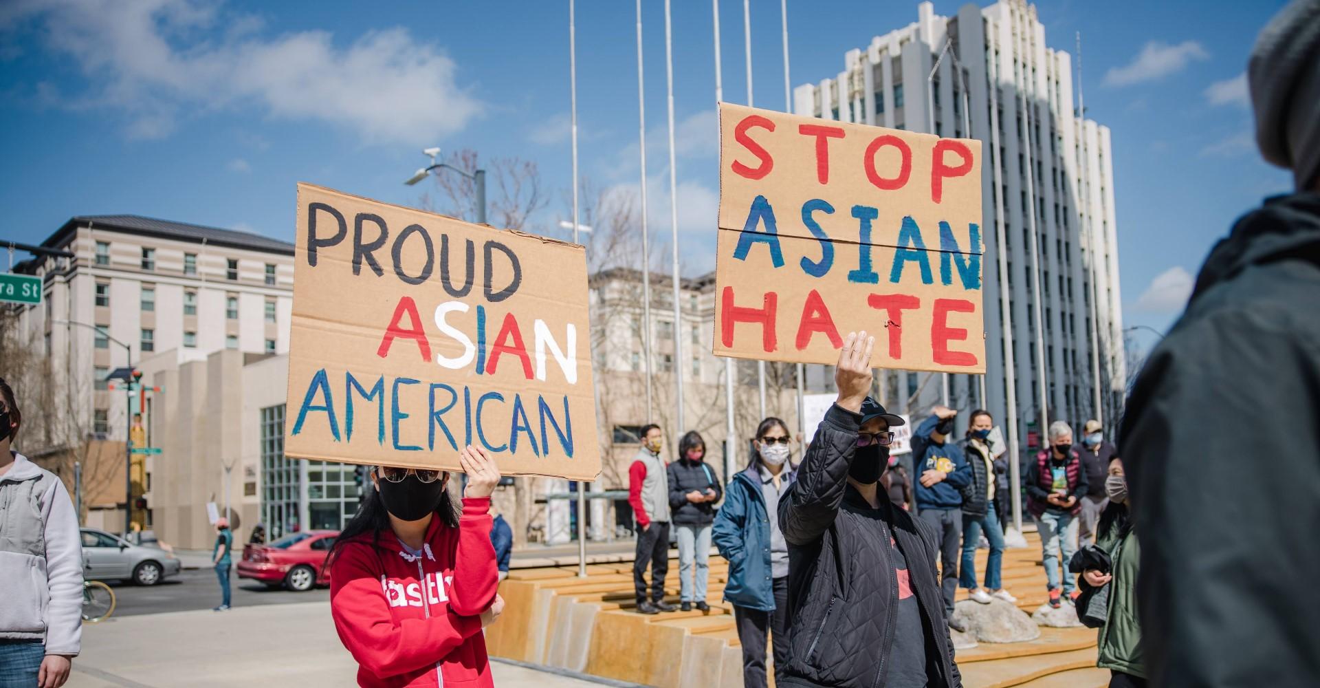 How Do We Convert Hurt to Healing? My Response to AAPI Hate